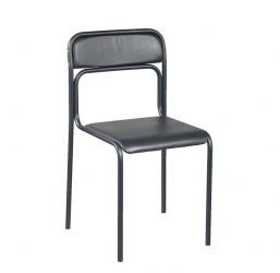 "Kėdė ""ASCONA Black"""