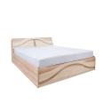 Laminuotos medžio drožlių plokštės lovos